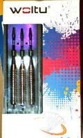 Woltu Dart Set 3 Pfeile 20 g Pfofi Einsteiger Set Darts Professionelle Neu