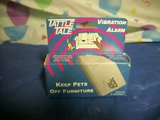 Tattle Tale Sonic Pet Training Vibration Alarm , brand new
