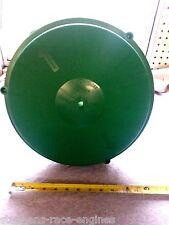 "12"" TUF-TITE PLASTIC DOMED LID CAP SEPTIC TANK"