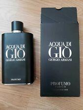 EMPTY BOTTLE Giorgio Armani Acqua Di Gio Profumo 180ml