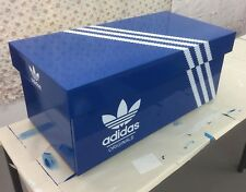Giant shoe box  trainer box  sneakers box  Adidas decal kit   sticker set.
