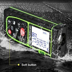 Digital Laser Distance Range Finder Meter Lazer Measurement LCD Display