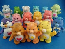 """Vintage 1980's Toy CARE BEARS - PVC FIGURE Approx 3"""" - Choose Your Care Bear"""