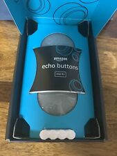 AMAZON ECHO BUTTONS PACK x2 FOR ALEXA WITH BATTERIES