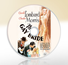 The Gay Bride (1936) DVD Classic Comedy Drama Movie / Film Carole Lombard