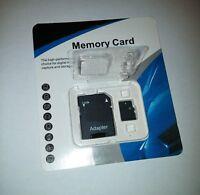 32GB microSD SDHC Flash TF Memory Card Class 10 Micro SD Free SD Adapter Retail
