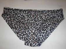 33bc9f090d33d Nylon Animal Print Victoria's Secret Panties for Women for sale | eBay