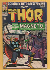 Journey into Mystery #109 Marvel 1964 Featuring Thor Magneto Appearance Vg