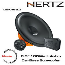 "HERTZ dsk165.3 dieci Series 17cm 6.5"" 2-way Porta Componenti Altoparlanti 160w ogni"