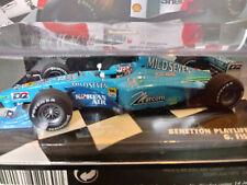 "1/43 Benetton B200 Playlife by minichamps G. Fisichella ""Mild Seven"" Sponsor"