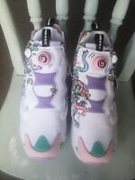 Reebok Insta Pump Fury It's A Man's World Size 10 Uk