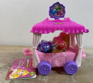 Fisher Price Little People Disney Princess Aurora Sleeping Beauty Parade Float