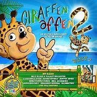 Giraffenaffen 2 (inkl. Sticker, Poster & Leseprobe) von Va... | CD | Zustand gut
