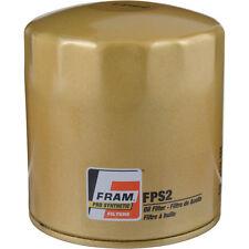 Fram Pro Synthetic FPS2 Oil Filter CASE(6 SIX) fits XG2 M1-210 PL24651 20-820