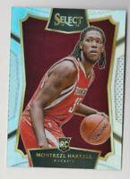 2015-16 Select Silver Prizm #97 MONTREZL HARRELL rc rookie card MINT LA Lakers