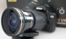 New Super Ultra Wide Angle Macro Fisheye LENS FOR Nikon AF Digital Camera D3300