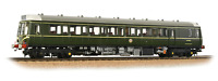 Bachmann 35-525 OO Gauge Class 121 Single-Car DMU BR Green (Speed Whiskers)