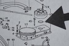 Porsche Fuel Distributor O-Ring  OEM 911 1974-1983  91111093200
