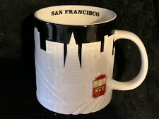 NEW Starbucks Relief SAN FRANCISCO Mug (Discontinued Series)