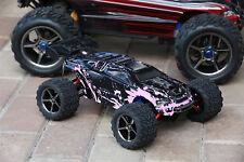 Custom Body Muddy Pink for Traxxas 1/16 e-Revo Mini 7012 Shell 1:16 (Body Only)