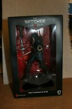 The Witcher 3 -  Dark Horse Geralt: Cat School Gutter  LIMITED STATUE FIGURINE