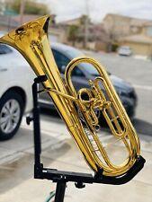 King Baritone 627 Diplomat Series Bb Baritone Horn 627 Lacquer Upright Bell