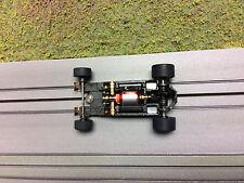 Aurora AFX New Tomy Mega G 1.7 LWB HO slot car chassis