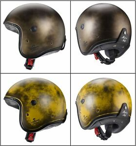 Caberg Freeride Motorcycle Scooter Sanitized Lining Open Face Road Helmet