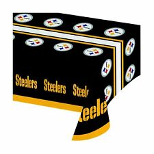 NFL Pittsburgh Steelers Plastic Table Cover
