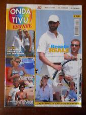 ONDA TV n°32 2004 Uma Thurman Elena Barolo Briatore Beppe Grillo   [C81]