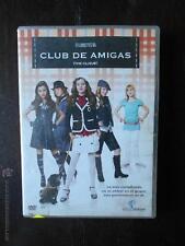 DVD CLUB DE AMIGAS (THE CLIQUE) - TYRA BANKS - DESCATALOGADA (6J)