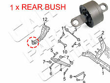 FOR JEEP DODGE 2007- REAR AXLE LOWER TRAILING ARM FRONT BUSH BUSHING
