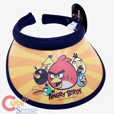 Angry Birds Youth Sun Cap Kids Hat  Assorted Birds Rovio Licensed One Size