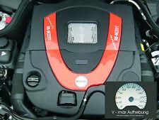 MH-DEZENT Leistungssteigerung und V-max Aufhebung SLK 350 R172