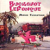 Music Evolution Buckshot Lefonque CD NEW