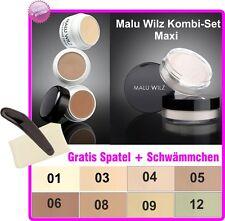 "Malu Wilz ""camouflage""- Cream Farb No. 08"
