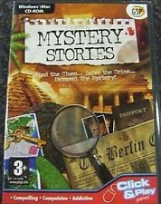 MYSTERY STORIES ( PC GAME ) NEW SEALED
