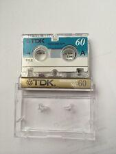 Tdk Microcassette 60 Min Mc60