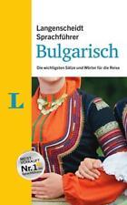 Langenscheidt Sprachführer Bulgarisch (2016, Kunststoffeinband)