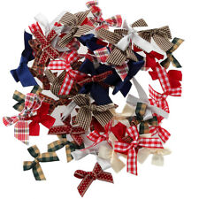 100pcs Assorted Luxury Ribbon Bows