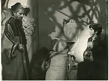 Massimo Mollica e Vittorio Guerrieri  Vintage silver print,Massimo Mollica (Pa