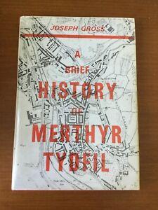 A Brief History of Merthyr Tydfil