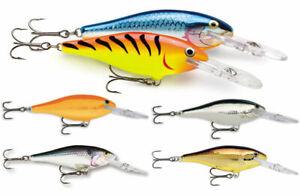 Rapala Shad Rap // SR07 // 7cm 8g Fishing Lures (Various Colors)
