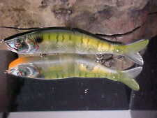 "River2Sea 6 3/4"" 1 5/8oz S-WAVER SW168S/28 Swimbait Lure in BLUEGILL for Bass"
