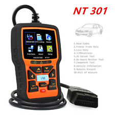 NT301 Car Engine Diagnostic CAN OBDII/EOBD Fault Code Reader Scan Tool Universal