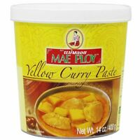 400 GRAMS OF  MAE PLOY YELLOW CURRY PASTE