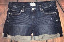 Aeropostale Girls Jeans Shorts. 7/8