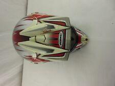 KBC  Motocross Helmet - Read