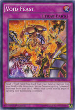 RATE EN076 1ST ED 3X VOID FEAST COMMON CARDS