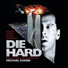 DIE HARD Michael Kamen 2-CD SET La-La Land SOUNDTRACK Score LTD EDITION Mint NEW